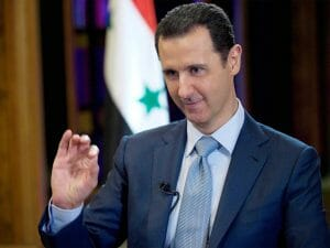 """Assad bezeichnet die mit USA verbündeten Kurden als """"Verräter"""""""