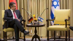 Warum Sigmar Gabriel so an israelischen Missetaten interessiert ist