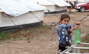 Die Welt lässt Mosul-Flüchtlinge im Stich