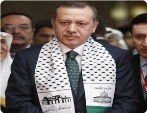 Erdogan heizt den Streit um Jerusalem an, nicht die USA