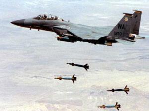 Warum die Türkei Verbündete der USA im Nordirak bombardiert