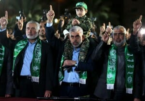 Hamas befiehlt die Einstellung der Grenzattacken in Gaza