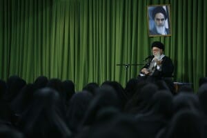 """""""Westlicher Lebensstil der Gleichberechtigung hat im Iran keinen Platz"""""""