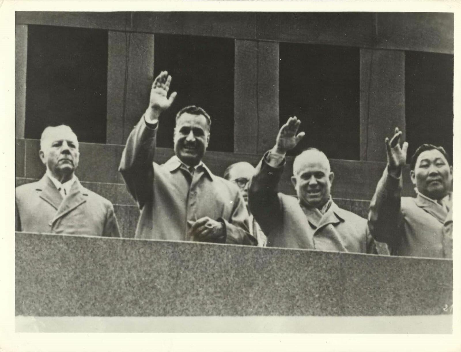 Moskau verliert die Kontrolle. Zur Vorgeschichte des Sechs-Tage Krieges. Teil II