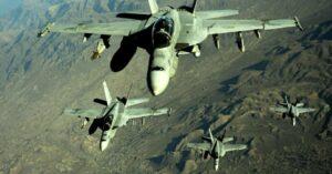 USA genehmigen Militärschläge gegen vom Iran geführte Verbände