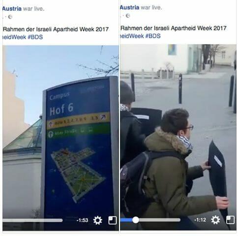 Ein Guru der Boykottbewegung zu Besuch in Wien