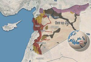Die letzte IS-Bastion in Syrien steht vor dem Fall