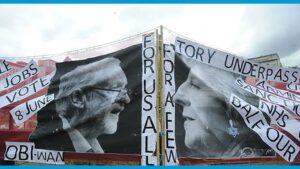 Antisemitischer Wahlkampf für die Labour Party