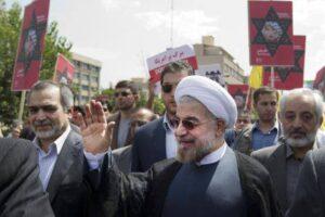 Rohani macht Israel für die Probleme der gesamten Welt verantwortlich