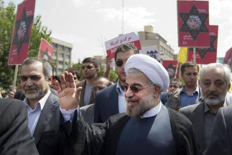Iran: Der gefährlichste antisemitische Aggressor