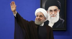 Westliches Bild eines moderaten Rohani ist Wunschvorstellung