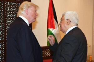 Abbas: USA werden Israel nahelegen, Teil der Westbank zu annektieren