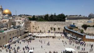 Ins Gefängnis für eine Flasche Wasser aus der Jerusalemer Altstadt?