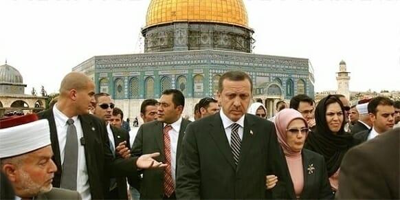 Arabische Staaten warnen Israel vor türkischen Aktivitäten in Jerusalem