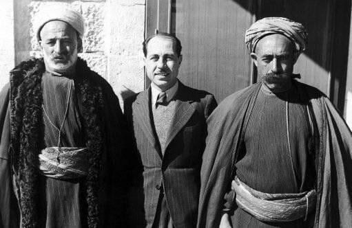 Terror und Verrat: Wie der Mufti von Jerusalem seiner Verhaftung entging