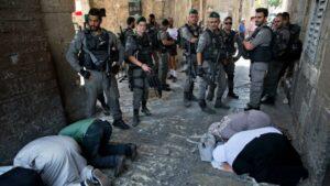 Wieso stören Metalldetektoren bloß in Jerusalem beim Gebet?