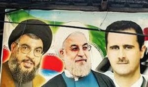 Iranische Milizen in Syrien rücken in Richtung israelischer Grenze vor