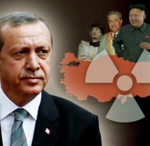 Erdogan möchte Türkei zur Atommacht machen