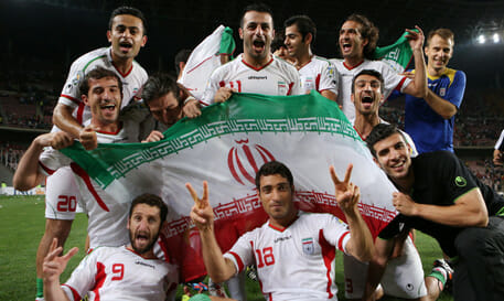 Iranische Nationalmannschaft