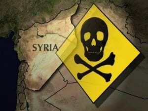 Chemiewaffen: Belgien lieferte illegal Material für Sarin nach Syrien