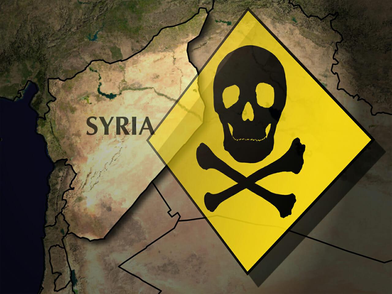 Warum hat Assad chemische Waffen eingesetzt? Weil er es kann