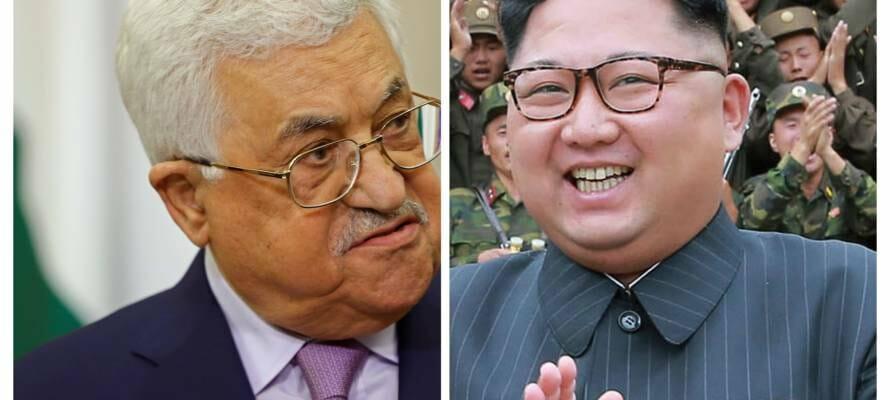Abbas gratuliert Kim Jong-un zum nordkoreanischen Tag der Befreiung