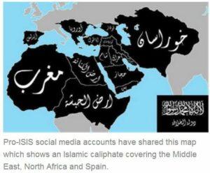 Barcelona ist ein Zentrum für Jihadisten in Spanien