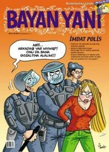 Ein Satiremagazin für den türkischen Feminismus