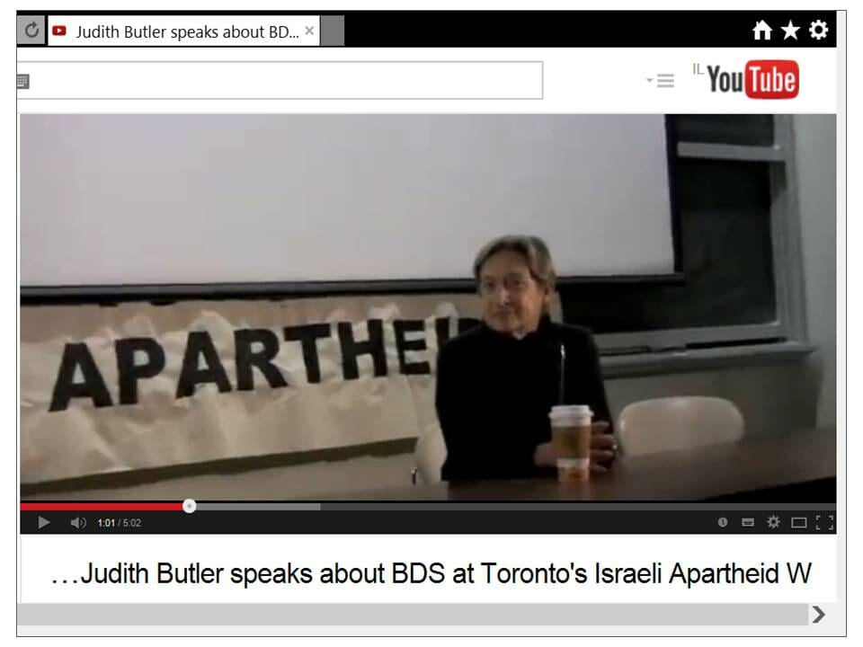 Die 3sat-Kulturzeit und ihre Sympathie für die BDS-Bewegung