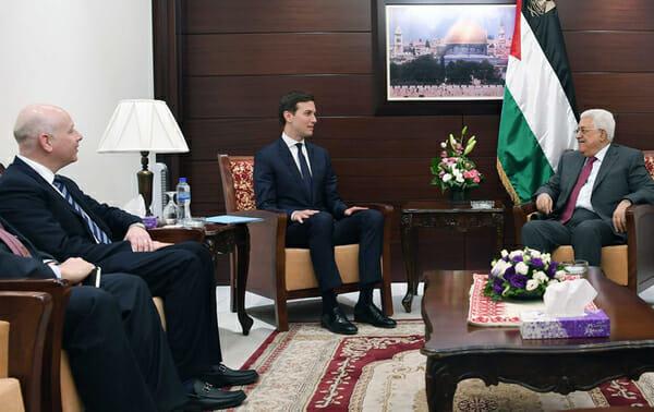 """Palästinenser: Die """"Flitterwochen"""" mit den USA sind vorbei"""
