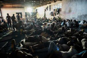 Auswärtiges Amt hält Bericht zu libyschen Flüchtlingslagern geheim
