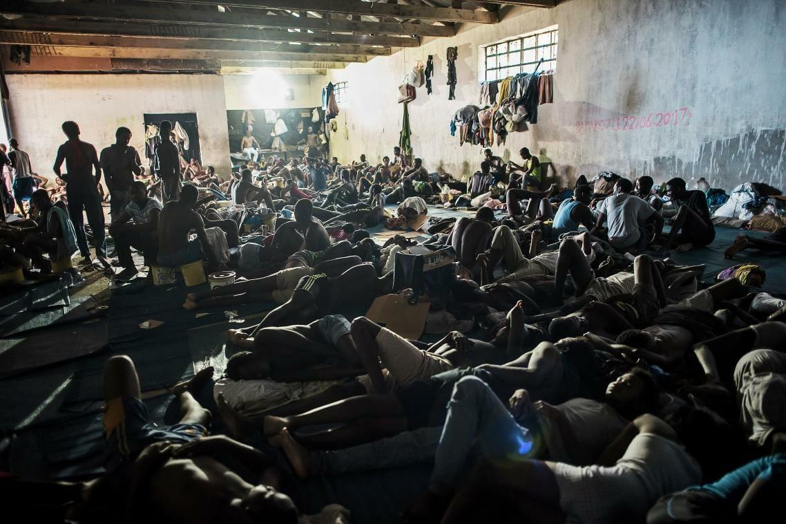 Aus Menschenschmugglern werden EU-finanzierte Flüchtlingsbekämpfer