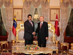 Goldhandel mit der Türkei stützt Regime in Venezuela