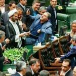 Frauenrechtlerinnen zu Mogherinis Auftritt im iranischen Parlament