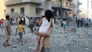 Die Lage in Raqqa ist schlimmer als katastrophal