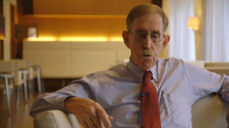 Dan Schueftan, wichtiger Berater in Fragen der nationalen Sicherheit in Israel.