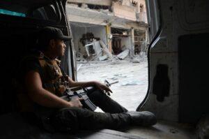 Syrische Regimegegner enttäuscht von den USA
