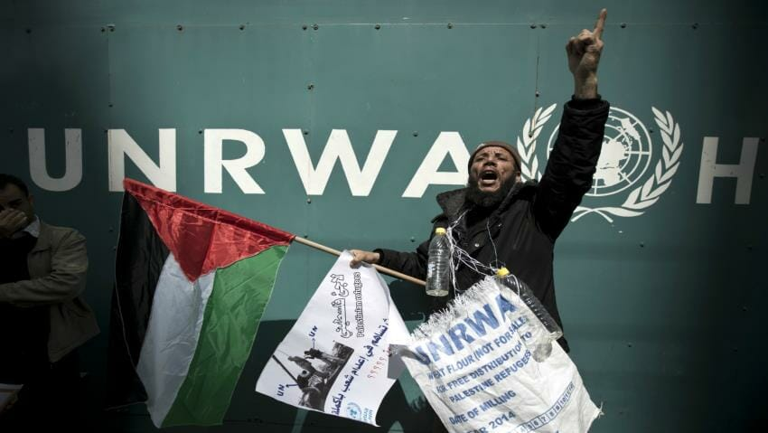 UNRWA: Friedenshindernis Vereinte Nationen