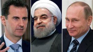 Revolutionsexport: Hat sich der Iran in Syrien verkalkuliert?