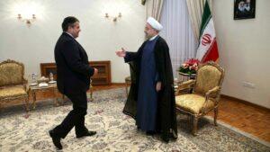 Iraner zahlen die Zeche für deutsche Iran-Politik