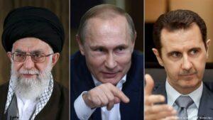 Unmut über russische Forderung nach iranischem Rückzug in Syrien