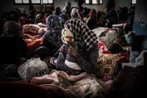 Ärzte ohne Grenzen dokumentiert Zustände in libyschen Flüchtlingslagern