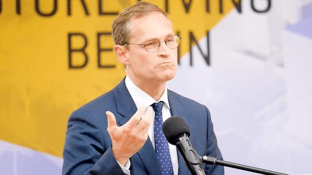 Simon Wiesenthal Center: Warnschuss für Berlins Bürgermeister