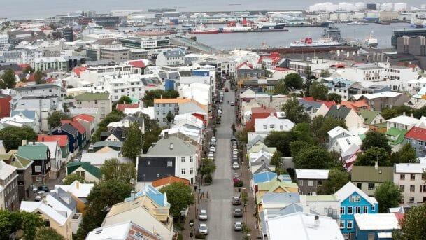 BDS Fail: Reykjavik nutzt israelische Drohnen zum Lebensmitteltransport