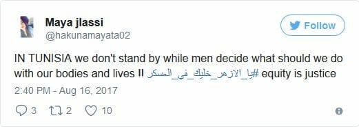 Islamische al-Azhar-Universität kritisiert Tunesien wegen Frauenrechten