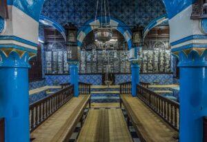 Brandanschlag auf Synagoge in Tunesien