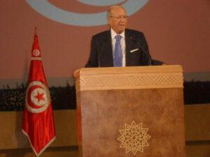 Tunesien säkulare Regierungspartei spaltet sich erneut