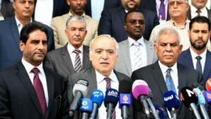 Einigungsgespräche in Libyen erneut vor dem Scheitern