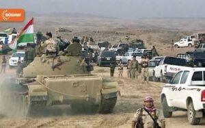 Nach Kurden-Referendum: Irakische Armee rückt auf Kirkuk vor