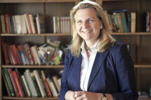 Eine Außenministerin mit fragwürdigen Positionen?